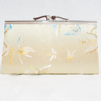 Vintage Butterfly Purse