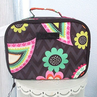 Vera Bradley Lighten Up Lunch Mate Ziggy Zinnia Never Used