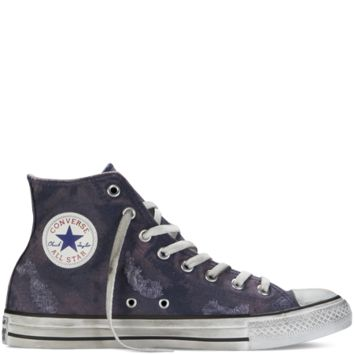 Converse - Chuck Taylor All Star Acid Wash - Navy - Hi