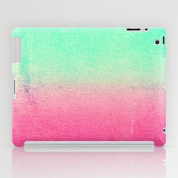 SUNNY MELON iPad Case by Monika Strigel | Society6