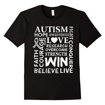 Autism Awareness Motivational T-Shirt