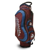 Team Golf Colorado Avalanche Medalist Cart Bag (Ava Team)