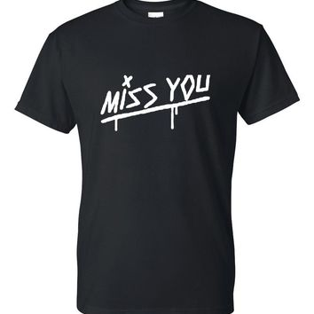 "Louis Tomlinson ""Miss You"" T-Shirt"
