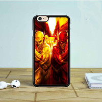 The Flash Vs Reverse Flash iPhone 6 Case Dewantary