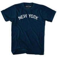 New York Vintage City T-shirt