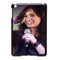 DEMI LOVATO Singing FOR IPAD MINI CASE**AP*