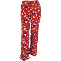 Mickey Mouse - Stars Fleece Juniors Sleep Pants