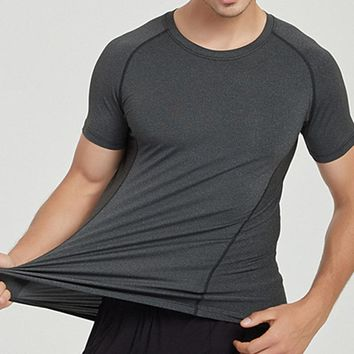 Bodybuilding Quick-dry Breathable Tops