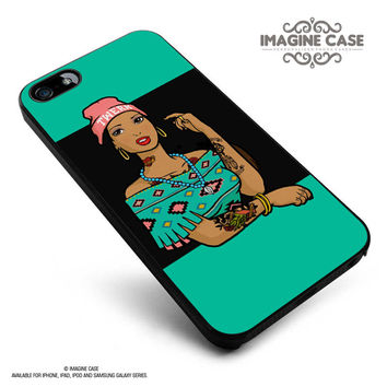 Pocahontas Hipster case cover for iphone, ipod, ipad and galaxy series
