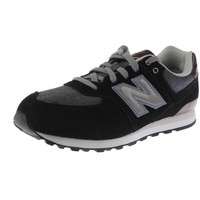 New Balance Boys 574 Lace-Up Youth Running Shoes