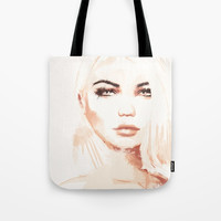 Tone Tote Bag by Allison Reich