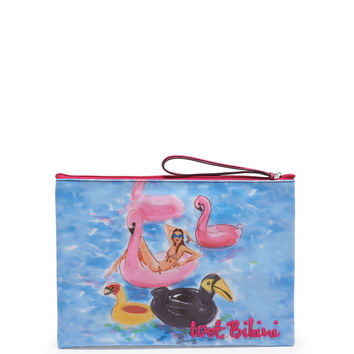 Flamingo Bikini Bag