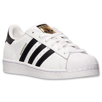 Kids' Grade School Adidas Superstar Casual Shoes | Finish Line