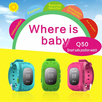 Electronics:  Smart Wristband - GPS Tracker Watch for Kids (SOS) Emergency Anti Lost Wristband & More