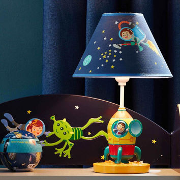 Fantasy Fields - Outer Space Table Lamp