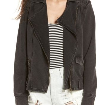 BP. Knit Moto Jacket | Nordstrom