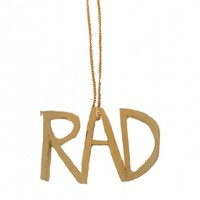 Mara Hoffman | RAD Necklace by Lisa Levine