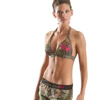 GWG Mossy Oak Obsession® Reversible Board Short | Girls with Guns Clothing