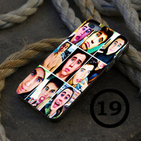 Nash Grier Magcon Collage - iPhone 4/4s, iPhone 5/5S, iPhone 5C and Samsung Galaxy S3/S4 Case.