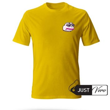 Pepe Frog T shirt size XS - 5XL unisex for men and women