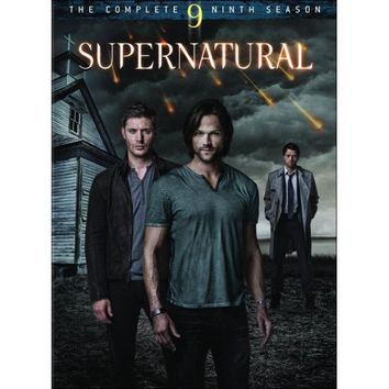Supernatural: The Complete Ninth Season [6 Discs] (DVD) (Eng/Por)