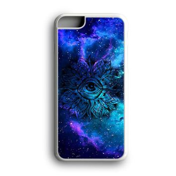 Awesome Black Friday Offer Hamsa Hand Tattoo Indian Nebula iPhone Case | Samsung Case