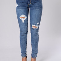 Divine Jeans - Marble