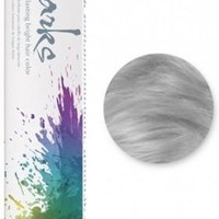 Sparks Bright Hair Color Metal Grey
