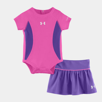 Girls' Newborn UA Blocker Set