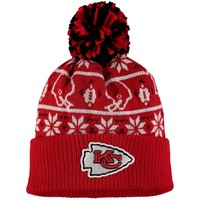 Kansas City Chiefs NFL Sweater Chill Knit Hat