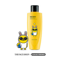[THE FACE SHOP] Natural Sun Eco Body&Family Mild Sun Milk SPF40 PA +++(Kakao Friends Edition)
