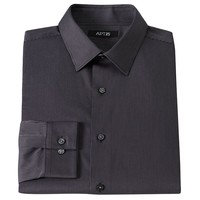 Apt. 9 Slim-Fit Pinstripe Dress Shirt - Men, Size: