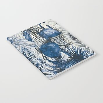 Tropical Plants Notebook by Salome