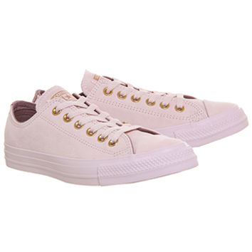 Converse Allstar Low Leather Potpourri Nostalgia Rose Exclusive - Hers trainers