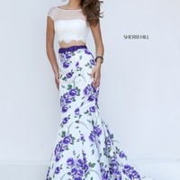 Sherri Hill 50421 Prom Dress