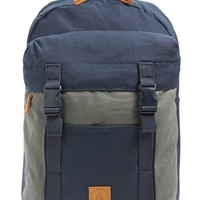 Boy's Volcom 'Factor' Backpack - Grey (Boys)