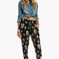 Phantom Skull Pants $30