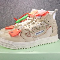 Best Deal Online OFF-White C/O VIRGIL ABLOH 18SS Low 3.0 SB Sneakers