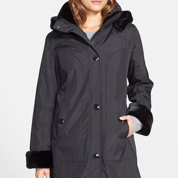 Women's Gallery Trapeze Coat (Online Exclusive)