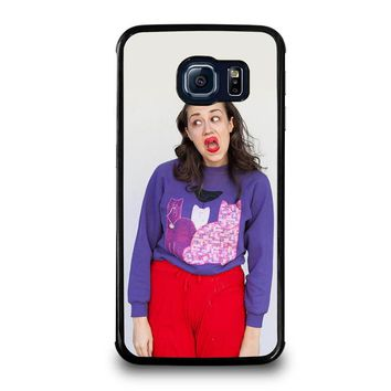 MIRANDA SINGS Samsung Galaxy S6 Edge Case Cover