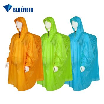 Outdoor Lightweight Waterproof Water-resistant Climbing Bag Backpack Raincoat Poncho Rain Cover For Camping Hiking Travel