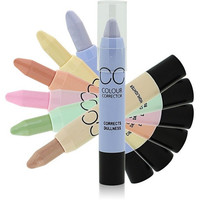 Cosmetic Contouring CC Color Corrector Cream Concealer Stick Makeup