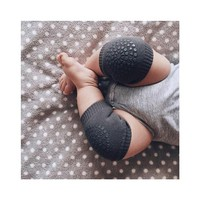 Newborn baby knee socks for crawling kneecaps Baby girl boy Crawling Anti-Slip Knee Compression Sleeve Unisex Kneecap Coverage