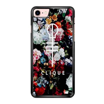 Twenty One Pilots Skeleton Clique 2 iPhone 7 Case