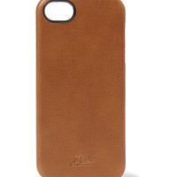 J.Crew Leather iPhone 5 Case | MR PORTER