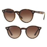 Ray-Ban Blaze 37mm Round Sunglasses | Nordstrom