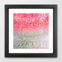 Candy. Framed Art Print by Haroulita