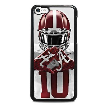 alabama tide bama football iphone 5c case cover  number 2