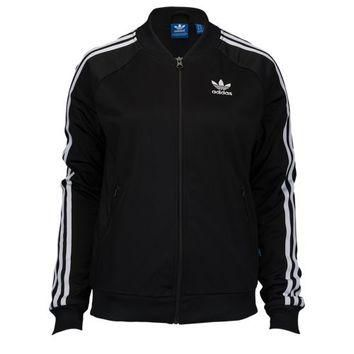 adidas Originals Supergirl Track Top - Women's at Champs Sports