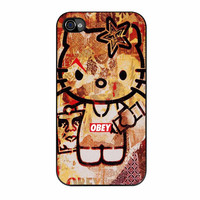 Obey Hello Kitty iPhone 4s Case
